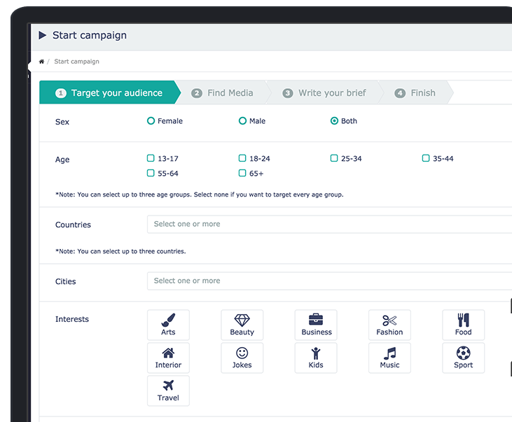 Stilearn Admin Showcase